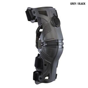 MOBIUS X8 Knee Braces Gray/Black - Small