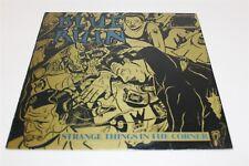 Blue Ruin Strange Things In The Corner LP Record VG+/NM Aus Pressing 1988 Indie