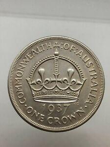Australia Crown 1937 George VI