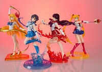 Sailor Moon figure Figuarts Zero Bandai Sailor zero mercury mars venus doll pvc
