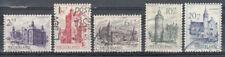 Nederland 568-572 Zomerzegels  1951 luxe gestempeld/USED
