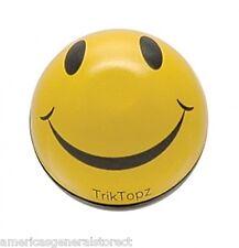 set 2 YELLOW SMILEY FACE VALVE STEM CAPS bicycle bike air car truck wheel tire