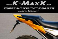Honda NC 700 S, Kennzeichenhalter inkl. Rücklicht, verstellbar, MADE IN GERMANY