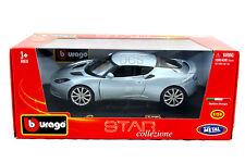 Bburago Star  Lotus Evora S IPS Light Blue 1/24 Diecast Car 21064
