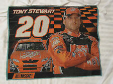 Tony Stewart Home Depot #20 Toyota Camry NASCAR Tapestry Wall Hanging Panel top