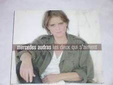 CD MERCEDES AUDRAS / LES DEUX QUI S'AIMENT / TRES BON ETAT