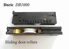 Sliding Glass Door Rollers ( 2 ) Heavy Duty Rollers 20KG  Each Doric DR1000