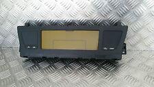Bloc Compteur Citroen C4 Picasso 07-13 2.0l HDI 138CV 133.616Kms - 9666217080