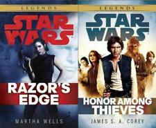 Star Wars EMPIRE & REBELLION DUOLOGY Collection Set of PAPERBACK Books 1-2