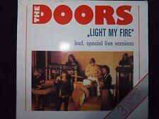 RARE COFFRET 3 CD THE DOORS / LIGHT MY FIRE /