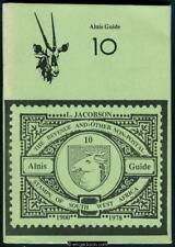 Jacobson, L. The Revenue and Other Non-Postal Stamps of South West Africa