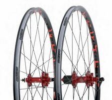 Lightweight 26 Wheelset aluminium MTB Cross Country 1,480g sapim Skewer included