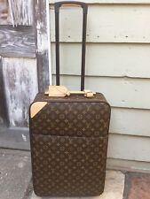 Louis Vuitton Pegase 55 Monogram Rolling Luggage
