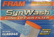 Fram Syn Wash Long Life Air Filter  LLA9345