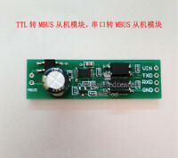TTL to MBUS, Serial to MBUS Slave Module, Instead of TSS721A, Signal Isolation