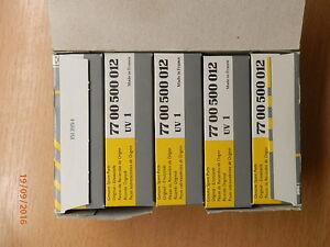 Konvolut Original Renault Zündkerzen 10 Stück im Pack UV7700500012