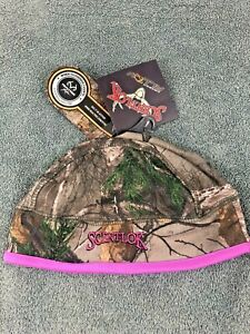 Scent-Lok Women's Pink Camo Beanie . New with Tags