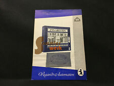 altes Prospekt-Blatt Wiegandt Waren-Automaten Berlin Neukölln / Standard 8 E