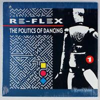 Re-flex - The Politics of Dancing (1983) [SEALED] Vinyl LP • Import