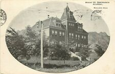 c1910 Postcard; Mount St. Gertrude's Academy, Boulder CO Girl's Catholic School