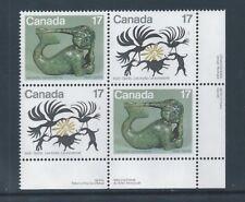 Canada #867i LR PL BL #867a Yellow Line Through i Variety MNH **Free Shipping**