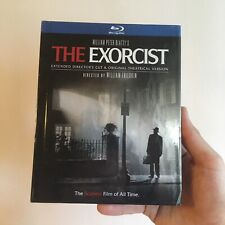 The Exorcist: Original & Extended Cuts DigiBook Blu-ray