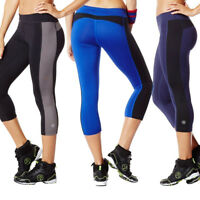 Zumba Dance Slimming Control Capri Quick Dry Leggings!  65% OFF SALE!  XS-XXL