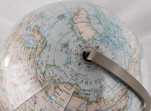 "Vintage Globe 12"" Rand McNally Political"