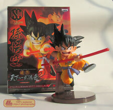 DBZ Dragon ball Z SCultures Son Goku Colosseum 2 PVC Figure 14cm Toy Kid Gift NB