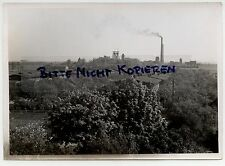 STAßFURT, Foto o.J., Berlepsch-Schacht mit Siedlung