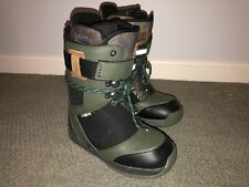 2019 DC Tucknee Snowboard Boots Size 8.5 Good Condition