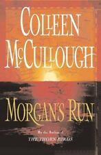 Morgan's Run, Colleen McCullough, 0684853299, Book, Good