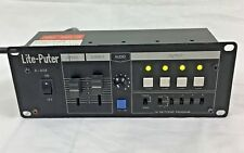 Lite-Puter A-408 4-Channel 16 Pattern Programmable Stage Lighting Controller