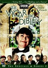 The Vicar of Dibley: Complete Series Two and Specials [New DVD]