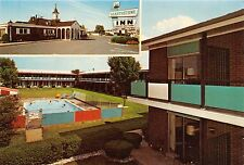 PARSIPPANY NEW JERSEY HEARTHSTONE INN ~MULTI IMAGE POSTCARD 1960