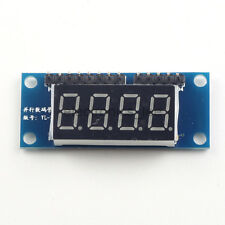 4 Digit 7 Segment LED Display Module 8550 Transistor Parallel Triode Bit driver