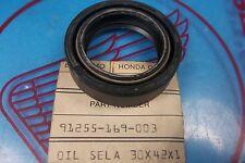 NOS Honda  Fork Oil Seal 1980 1981 CR80R CR 80 Elsinore 91255-169-003