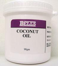 Coconut Oil, 90g, Bell's brand, treats dandruff, cradle cap, scalp conditioner