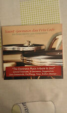SAINT GERMAIN DES PRES CAFÉ' THE ELECTRO PLUS BEAUX JAZZ COMPILATION DIGIPACK CD