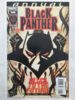 Black Panther Annual #1 (2008) FN/VF 1st Shuri as Black Panther Watcher Storm