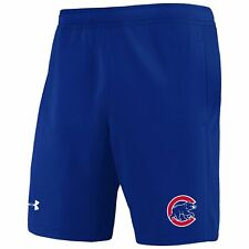 Chicago Cubs Under Armour MK-1 Performance Shorts - Royal
