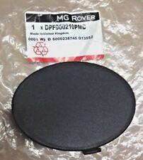 ORIGINAL MG Rover MGTF luz antiniebla PROTECCIÓN TAPA PARACHOQUES blanco