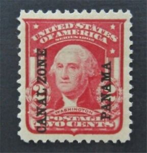 nystamps US Canal Zone Stamp # 5 Mint OG H    S17y846
