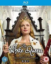 The White Queen [Blu-ray] [DVD][Region 2]