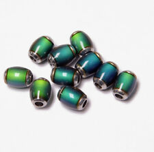 Mood Beads Mirage Color Changing 10x6mm Barrel fun science crafts jewelry beads