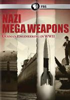 PBS DNAZM600D NAZI MEGAWEAPONS-SEASON 1 (DVD/2 DISC)