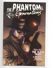The Phantom: Generations #9 // Moonstone Comics