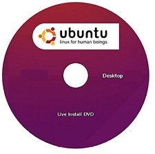 Ubuntu Studio 19.10 Linux DVD Eoan Ermine 19.10 for Win 64 Bit