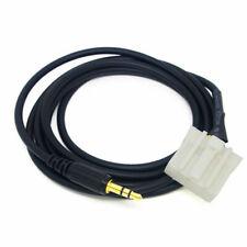 3.5mm Audio Adapter AUX Cable For Mazda 2 3 5 6 CX-7 CX-9 RX-8 MX-5 Miata 2006+