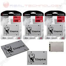 HARD DISK INTERNO SSD 2,5 SATA3 6GB/S SSDNOW UV400 120GB-240GB-480GB  KINGSTON